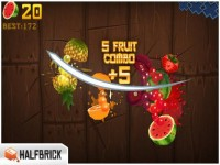 Fruit Ninja iPhone Download iPhone Game image 1