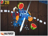 Fruit Ninja iPhone Download iPhone Game image 2