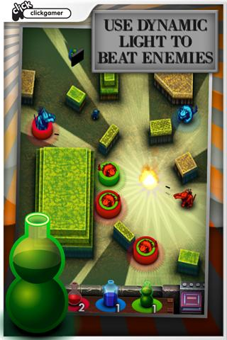 Helsing's Fire iPhone Game Download image 2