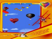 Hot Air Balloon HD Download iPhone Game image 1