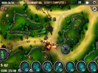 iBomber Defense Pacific Download iPhone Game image 1