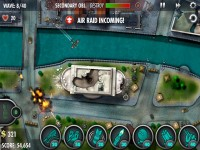 iBomber Defense Pacific Download iPhone Game image 3