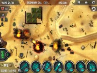 iBomber Defense Pacific Download iPhone Game image 4
