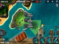 iBomber Defense Pacific Download iPhone Game image 5