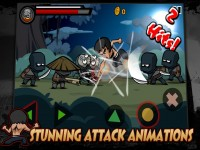 KungFu Warrior Download iPhone Game image 1