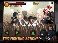 KungFu Warrior Download iPhone Game image 2