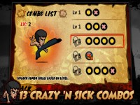 KungFu Warrior Download iPhone Game image 4