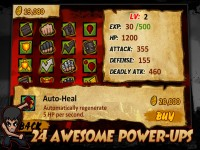 KungFu Warrior Download iPhone Game image 5