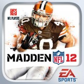 iPhone MADDEN NFL 12 by EA SPORTS Game Download