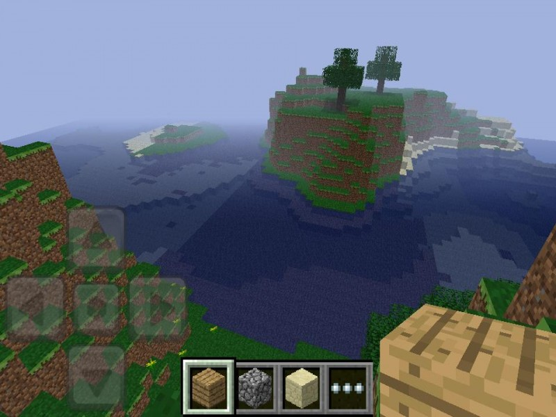Minecraft: Pocket Edition iPhone Game Download image 1