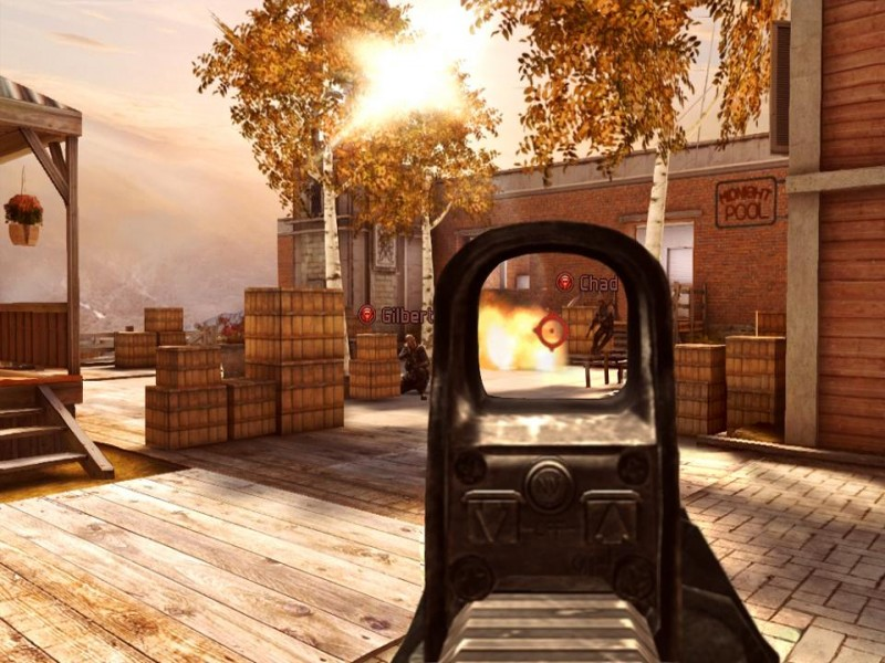 Modern Combat 3: Fallen Nation iPhone Game Download image 3