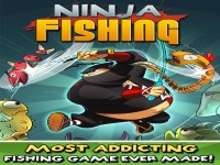 Ninja Fishing Download iPhone Game image 5