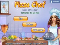 Pizza Chef! Download iPhone Game image 1