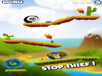 Roll in the Hole Download iPhone Game image 1