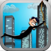iPhone Rope'n'Fly: From Dusk Till Dawn Game Download
