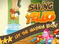 Saving Yello Download iPhone Game image 1