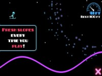 Ski On Neon Download iPhone Game image 5
