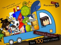 Stupidness 3 PRO Download iPhone Game image 2