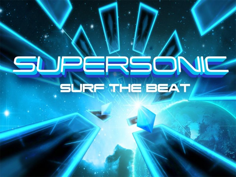 Supersonic HD iPhone iPhone Game Download image 1
