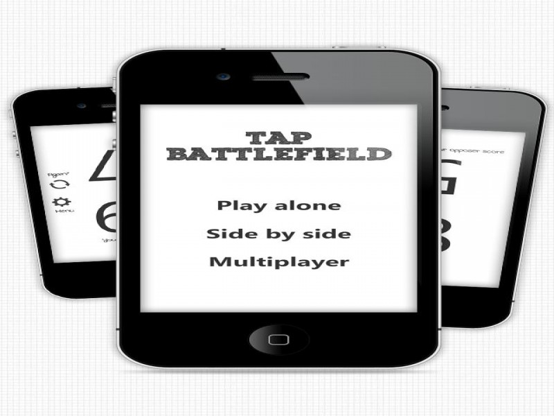 Tap Battlefield © iPhone Game Download image 1