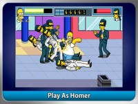 The Simpsons Arcade Download iPhone Game image 1