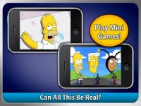 The Simpsons Arcade Download iPhone Game image 3