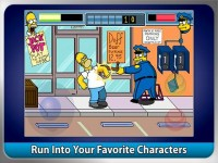 The Simpsons Arcade Download iPhone Game image 5