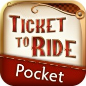 iPhone Ticket to Ride Pocket Game Download