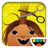 iPhone Toca Hair Salon Game Download