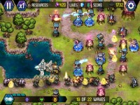 Tower Defense: Lost Earth HD Download iPhone Game image 1