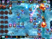 Tower Defense: Lost Earth HD Download iPhone Game image 2