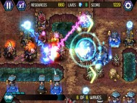 Tower Defense: Lost Earth HD Download iPhone Game image 3