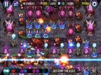 Tower Defense: Lost Earth HD Download iPhone Game image 4