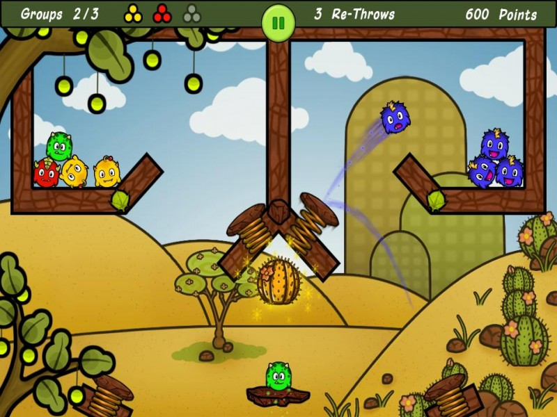Triple Trouble iPhone iPhone Game Download image 3