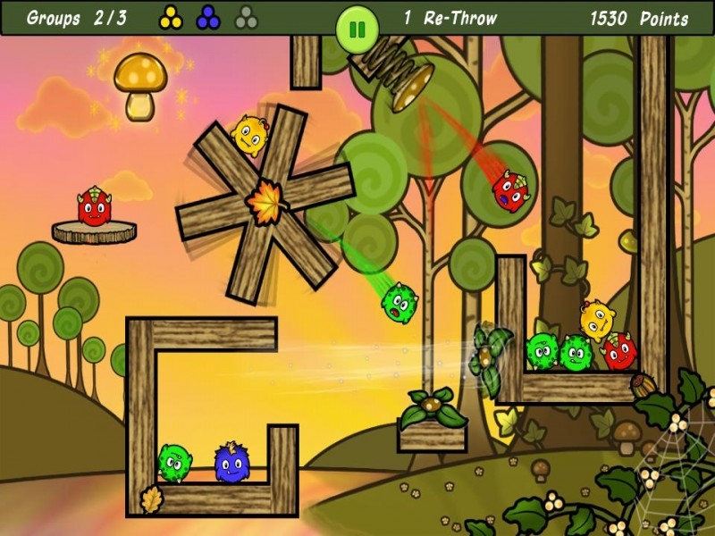Triple Trouble iPhone iPhone Game Download image 4