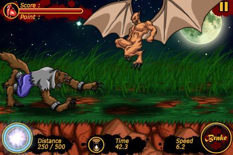 Werewolf Rush iPhone Game Download image 4