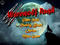 Werewolf Rush Download iPhone Game image 1