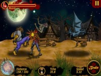 Werewolf Rush Download iPhone Game image 2