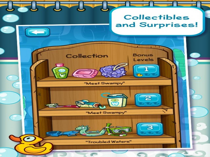 Where's My Water? iPhone Game Download image 4