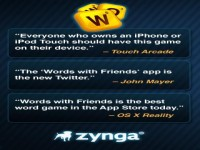 Words With Friends Download iPhone Game image 5