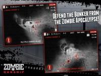 Zombie Gunship Download iPhone Game image 2