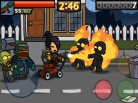 Zombieville USA 2 Download iPhone Game image 2