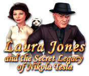 Gratis Laura Jones and the Secret Legacy of Nikola Tesla Spel