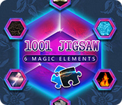 Free 1001 Jigsaw Six Magic Elements Mac Game