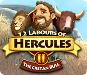 Free 12 Labours of Hercules 2: The Cretan Bull Mac Game