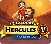 Free 12 Labours of Hercules V: Kids of Hellas Mac Game
