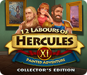 Free 12 Labours of Hercules XI: Painted Adventure Collector's Edition Mac Game