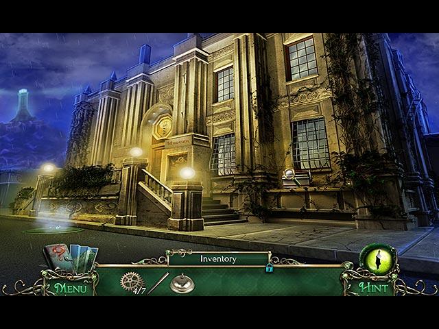 9 Clues: The Secret of Serpent Creek Mac Game screenshot 2