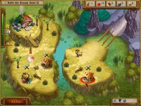 A Gnome's Home: The Great Crystal Crusade for Mac Game screenshot 1