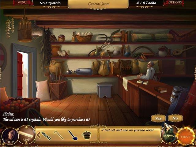 A Gypsy's Tale: The Tower of Secrets Mac Game screenshot 3